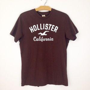 Hollister Short Sleeve Crewneck Graphic Tee